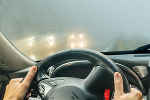 Driving Safely in Tule Fog