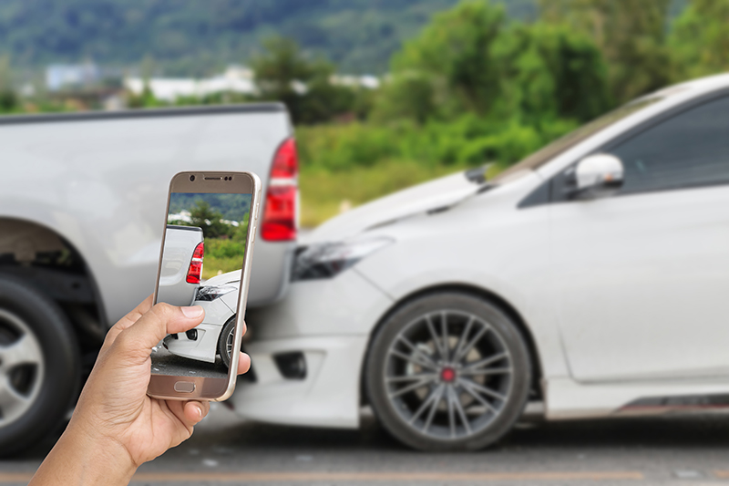 Tips for Car Accident Scene Photography