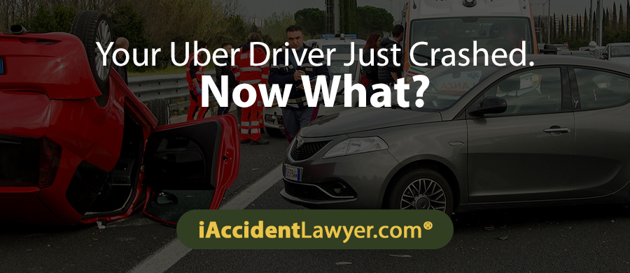 Your Uber Driver Just Crashed. Now What?