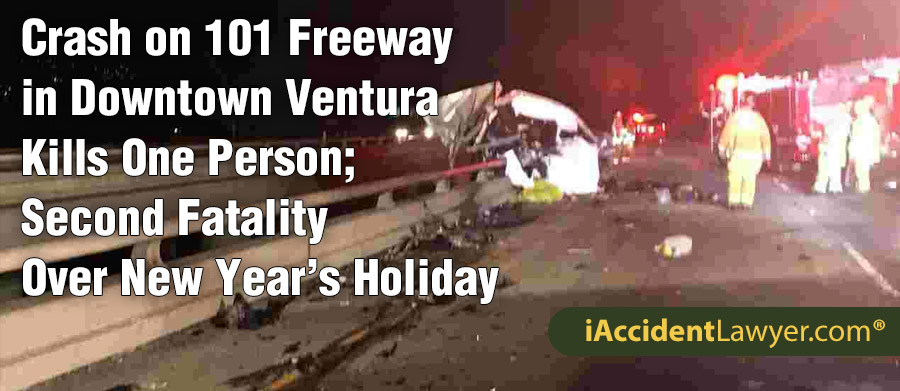 Top Five Accident On 101 Freeway Today In Oxnard - Circus