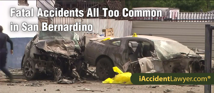 Fatal Accidents All Too Common in San Bernardino - iAccidentLawyer Blog
